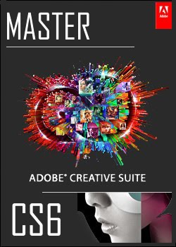 پکیج نرم افزار Adobe Master Collection CS6